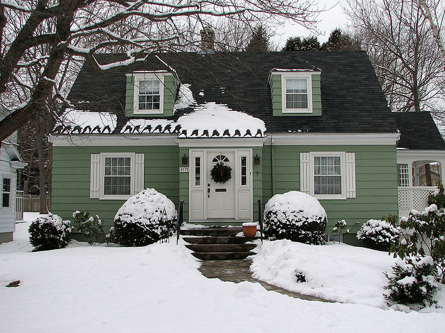 winterize your home insurance
